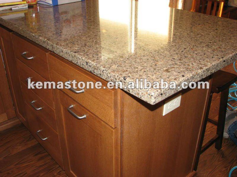 Prefab man made granite countertops view man made granite Manufactured quartz countertops cost