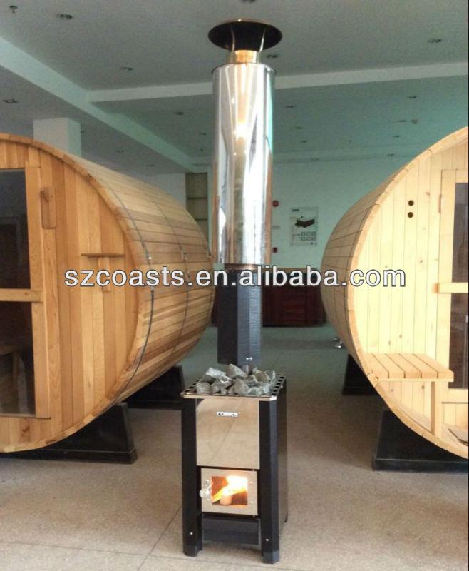 how to make cheap sauna