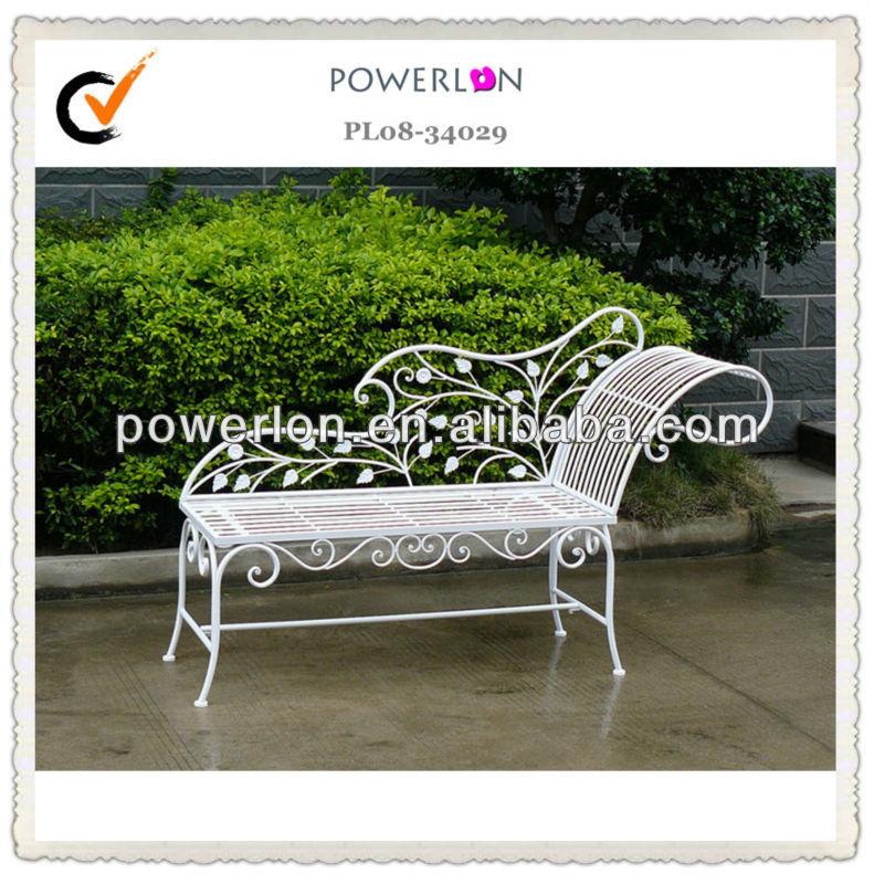 Antique cast iron garden chaise longue buy antique chaise longue antique ch - Chaise metal vintage ...