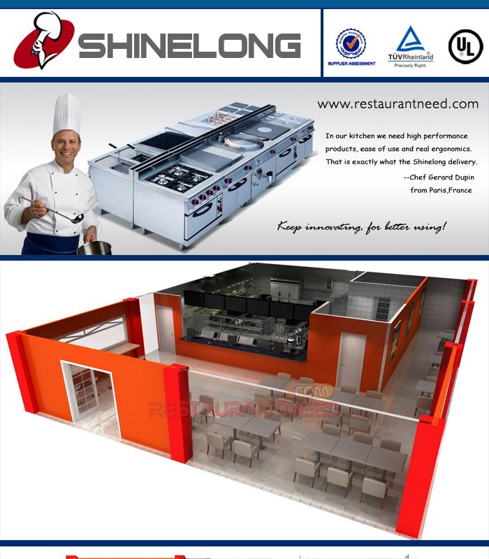 Kitchen Project Fast Food Restaurant Equipment