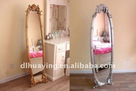 Ovale Dressing Miroir Pour Chambre Dcoration With Miroir Chambre A Coucher