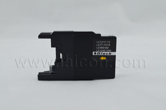 For Brother printer ink cartridge LC1240 LC1280 LC75 LC73 LC79 LC12