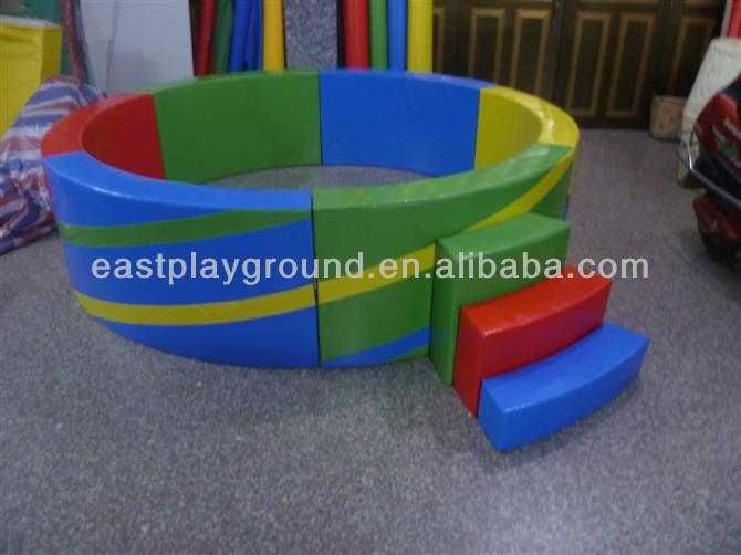 2016 indoor play preschoolers balance beam for toddler for Indoor gym equipment for preschool