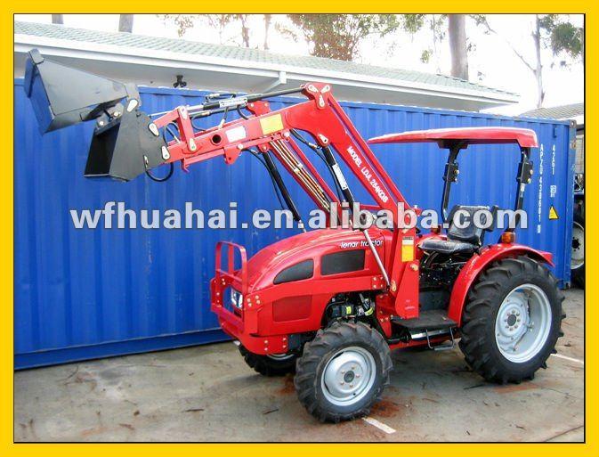 escort 340 tractor