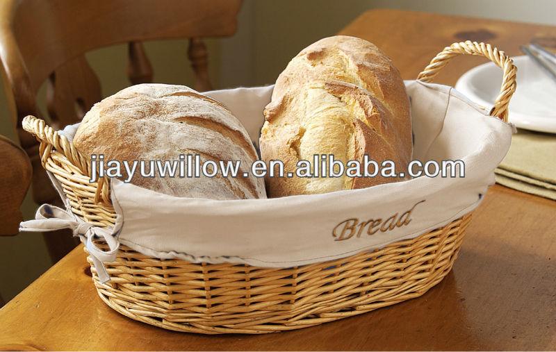 Корзинка под хлеб своими руками 545