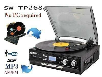 memorex turntable cd recorder manual