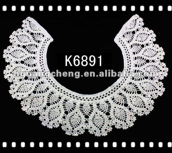 Free Crochet Patterns Lace Collar Pakbit For