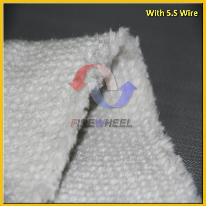 C105g High Quaility Ceramic Fiber Fabric View Ceramic