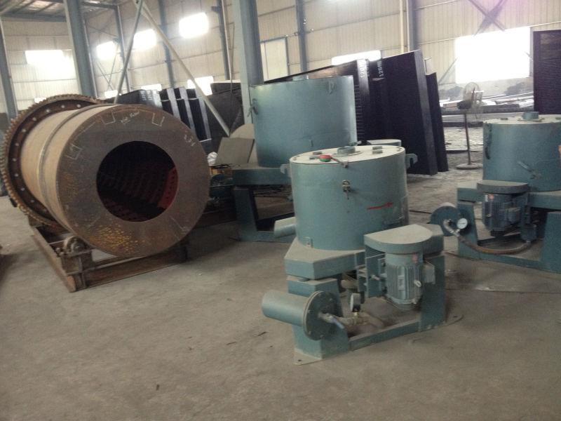 Mini Mining Equipment : Mini gold mining machine chinese panning