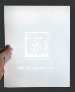 how to make a watermark on paper Watermarks: not just spots on your coffee visible when the paper or if you have an image editing program you can easily create one to add a watermark to.
