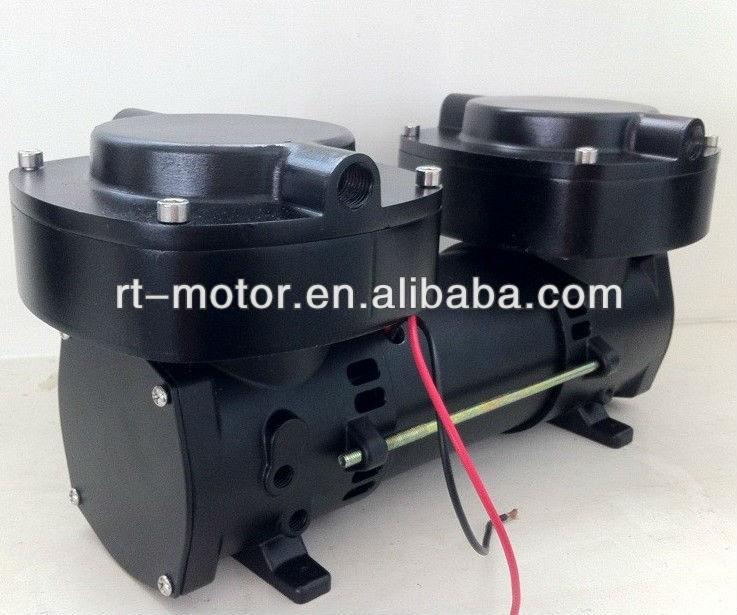 Scuba air compressor portable 12v 136l m 27psi for hookah - Hookah dive compressor ...