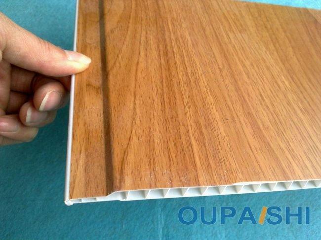 Wood Grain Design Pvc Laminate Wall Panels 2508mm Buy