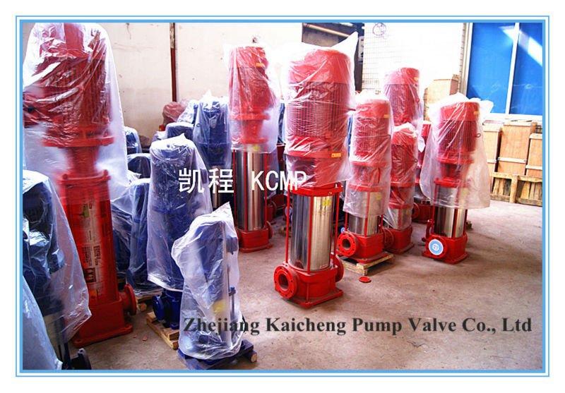 XBD-GDL Vertical Multistage Jockey Pump