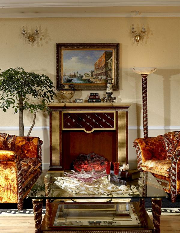 Italian Design Wood Carving Living Room Royal Furniture 0026 Classic Italian