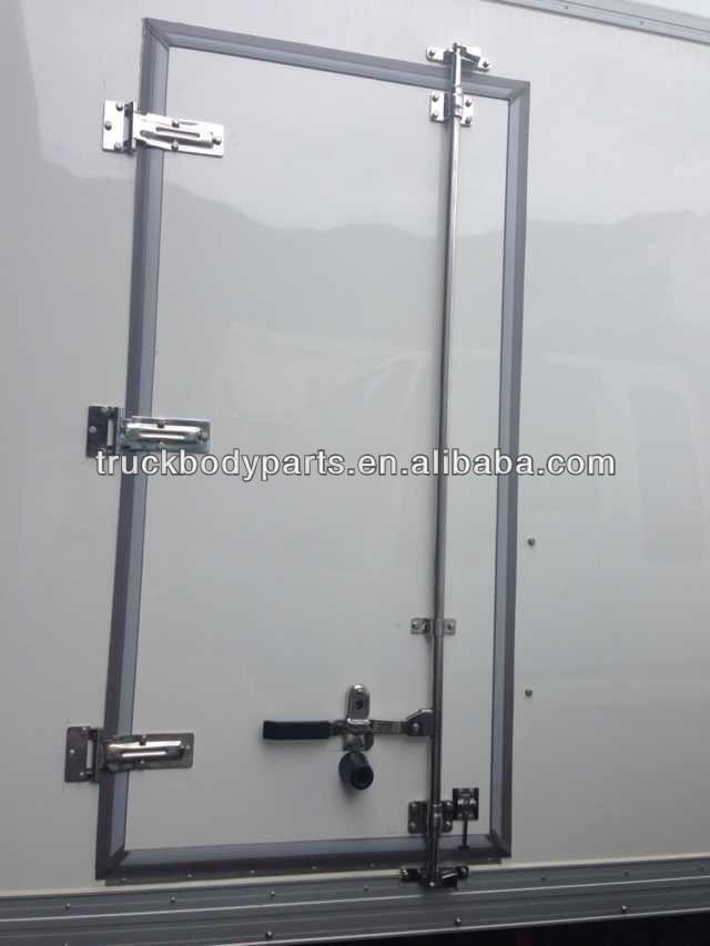 Heavy Duty Lock Gear Dry Van Trucks Parts Box Truck Door