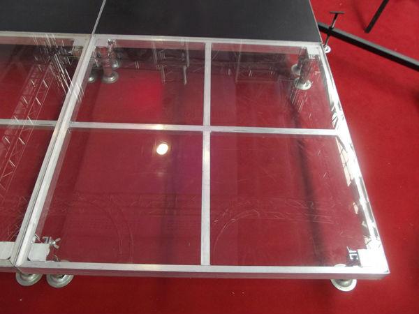 Acrylic Transparent Portable Dance Floor Buy Dance Floor