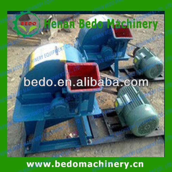 branch chopper machine