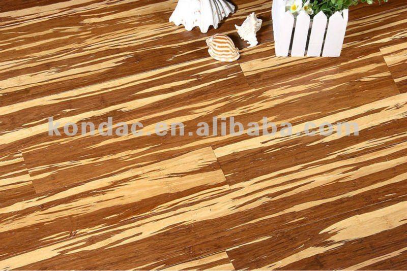 Pisos de bamb tigre strand suelo de bamb tejido suelo de - Suelo de bambu ...
