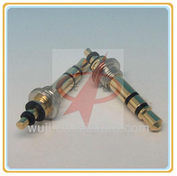 Lock plug puller screws : Screw locking mini stereo plug buy