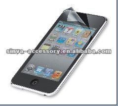 for ipod/itouch5 anti-glare screen protector