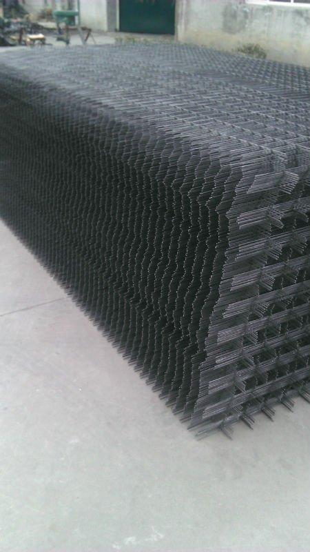 Rolls In Cement : Concrete reinforcing mesh roll reinforced slab