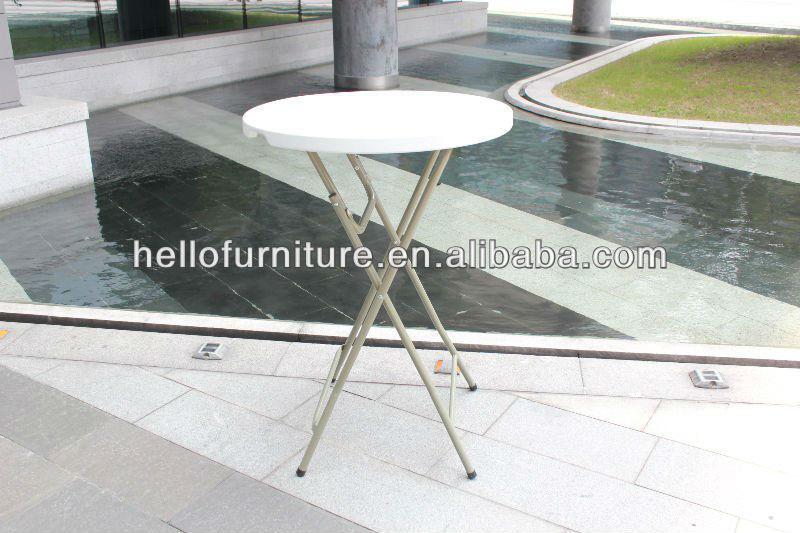 32 39 39 round granite white plastic bar height cocktail