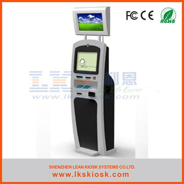 printing vending machine via bluetooth