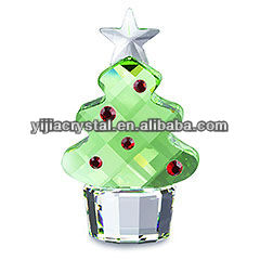 fashion best selling crystal christmas clock gifts