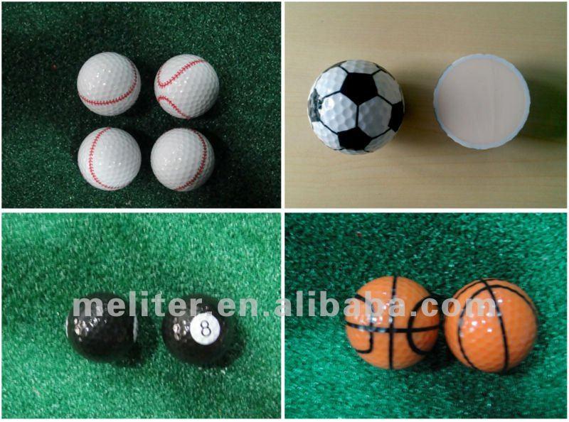 Как это сделано мячик для гольфа 58