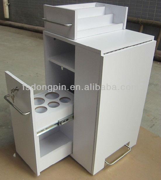 Foldable salon manicure table nail technician table buy for Nail technician table