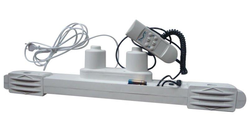 Electric Beds Motors : Adjustable bed dual actuator view double motor nakin