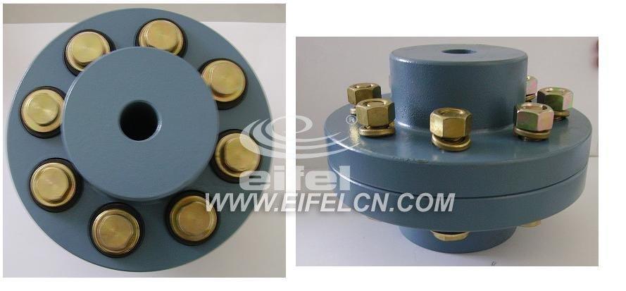 Electirc coupling motor water pump view din standard for Motor and pump coupling
