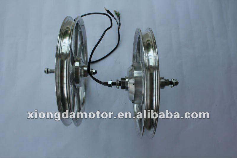 16'' 14'' Rim Motor