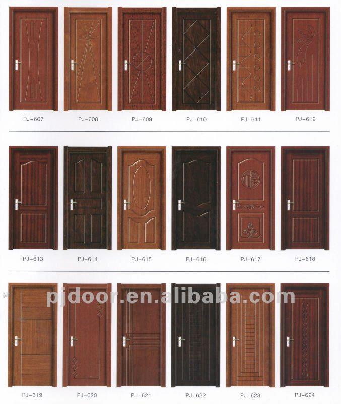 Delightful Fancy Wood Door Design11.001