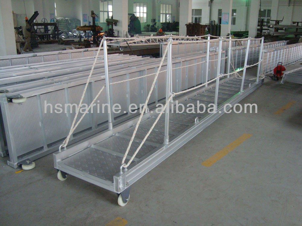 Marine Aluminum Gangway Ladder Buy Marine Aluminum