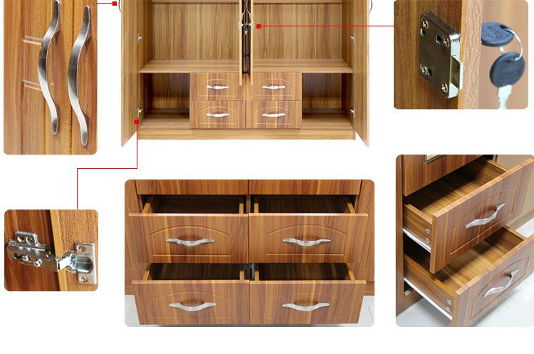 Ready Made Bedroom Wooden Almirah Designs Buy Wooden