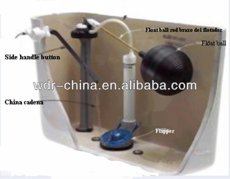 2 Piece Toilet Cistern Use Flush Flapper Flush Fitting Buy Floating Toilets