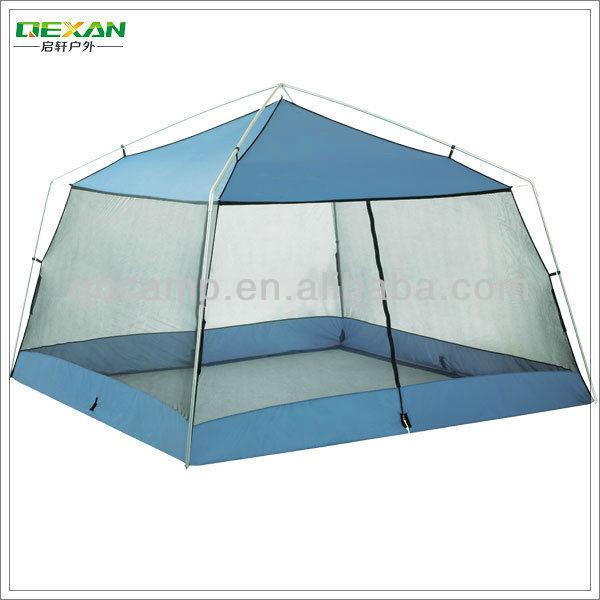 Outdoor Portable Screen Room Garden Tent House View