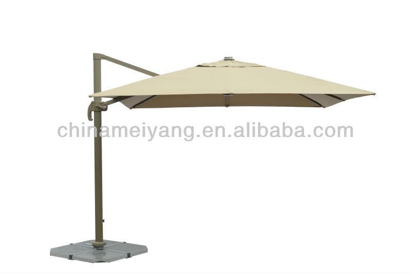 3x4 m square big roma garden umbrella buy big roma. Black Bedroom Furniture Sets. Home Design Ideas
