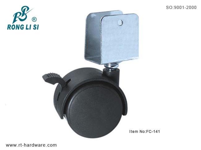 U plate furniture wheel castor buy wheel castor for Muebles castor