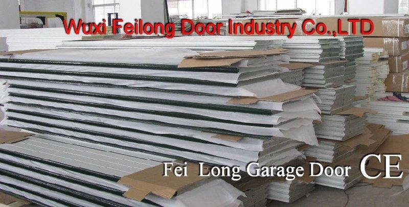 low headroom garage door european union ce certificate sectional garage door