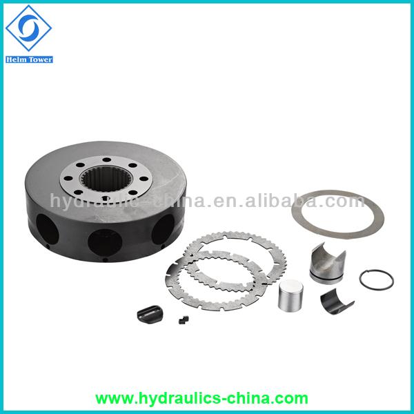 Poclain rotor stator ms02 05 08 11 18 25 35 50 83 125 for Rotor stator hydraulic motor