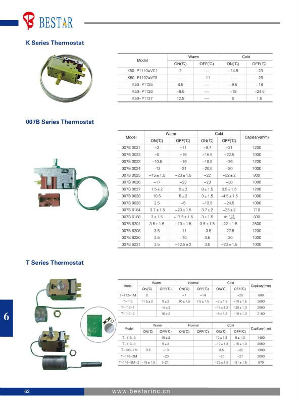 ranco thermostat wiring diagram - 28 images