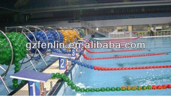 Swimming Pool Equipment Float Line Reel Lane Rope Reel