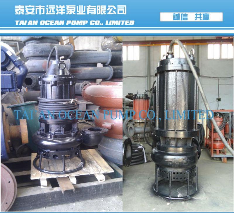 Underwater Submersible Electric Motor Sand Pump Equipment