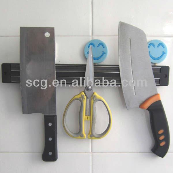 Magnet Bar Tool Holder Strong Magnetic Knife Holder Buy Kitchen Tool Holder Permanent Magnet