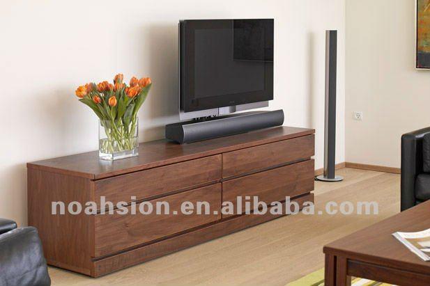 Wooden Living Room Tv Cabinet