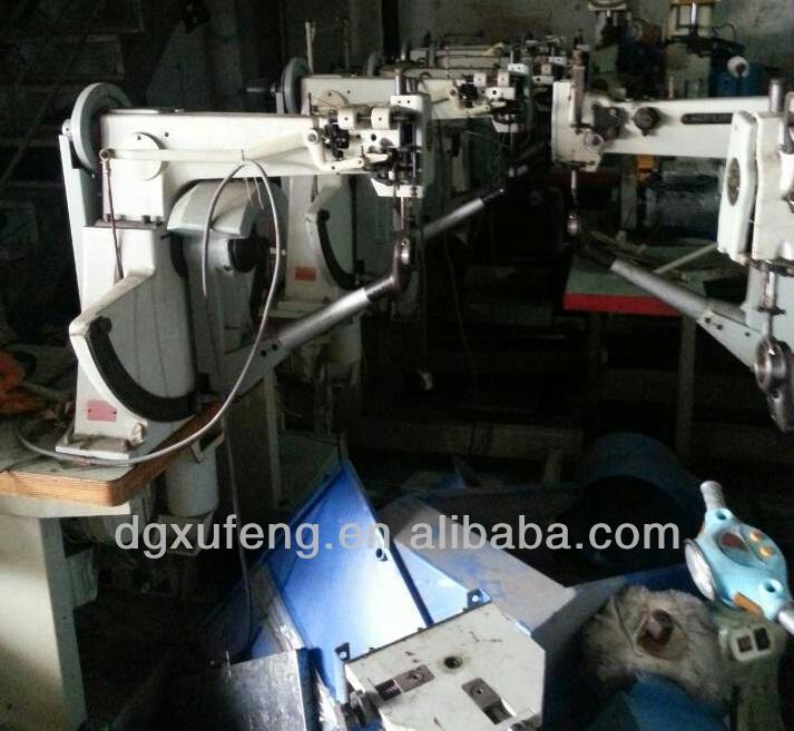 shoe maker machine