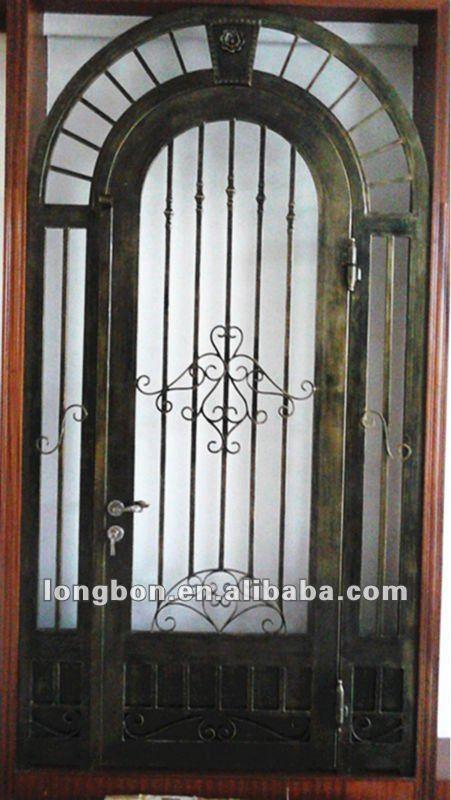Top Selling Door Iron Grill Design Buy Door Iron Grill