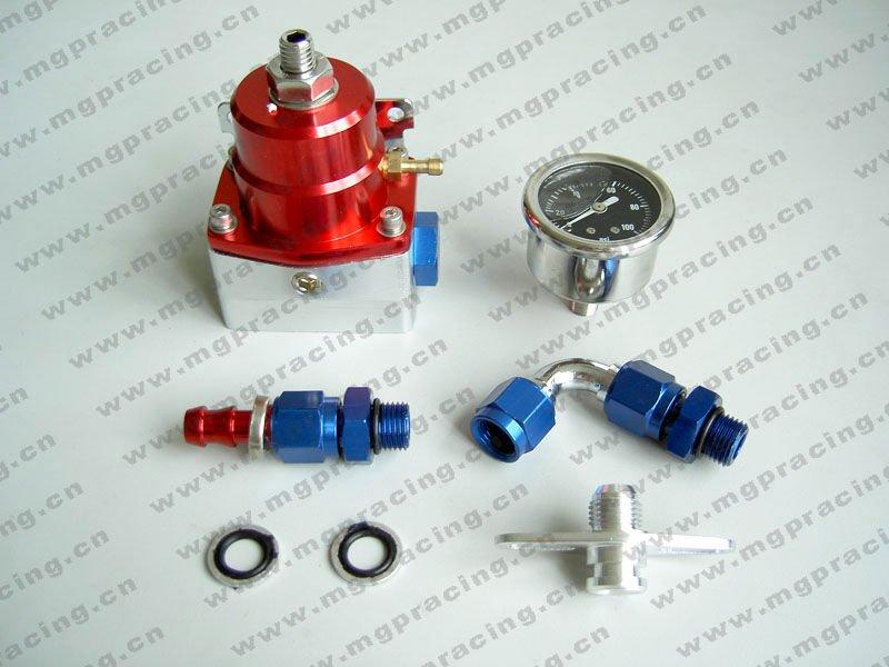 fuel pressure regulator installation instructions